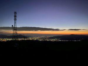 皿倉山から見える景色が最高 恋人の聖地とも呼ばれているスポットを紹介