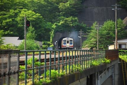 三陸鉄道で太平洋を見渡せる二つの橋梁は撮影スポット!
