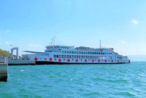 香川の直島で瀬戸内を見ながらグランピング!アートな町を散策しよう!!